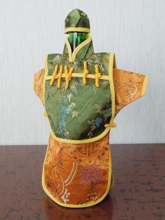 ボトルウェア「衣装カバー民族柄」(003)