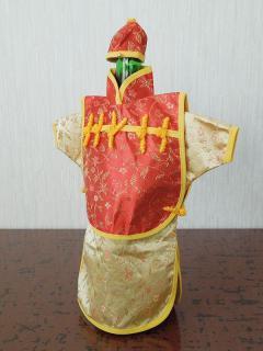 ボトルウェア「衣装カバー民族柄」(004)