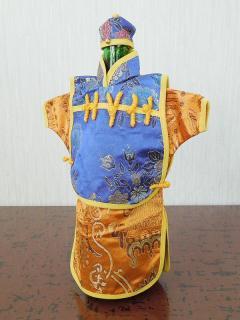 ボトルウェア「衣装カバー民族柄」(006)