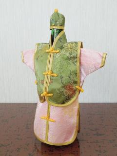 ボトルウェア「衣装カバー民族柄」(008)