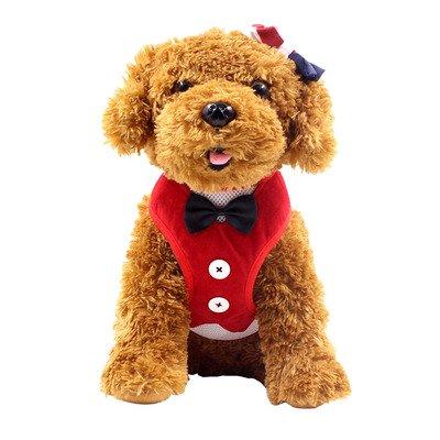 【ペットコスプレ】小型犬リーシュ付き胸バック通販 4色 送料無料 即日発送
