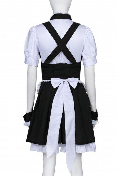 ごちうさ  メイド服 黒と白を基調