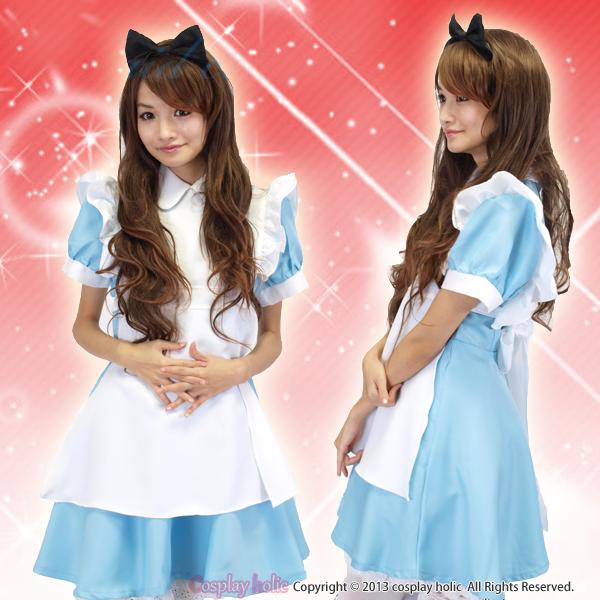 メイド服 通販 不思議の国のアリス