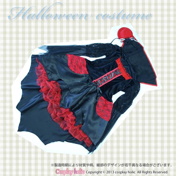 ハロウィンコスプレ 仮装 バンパイア衣装