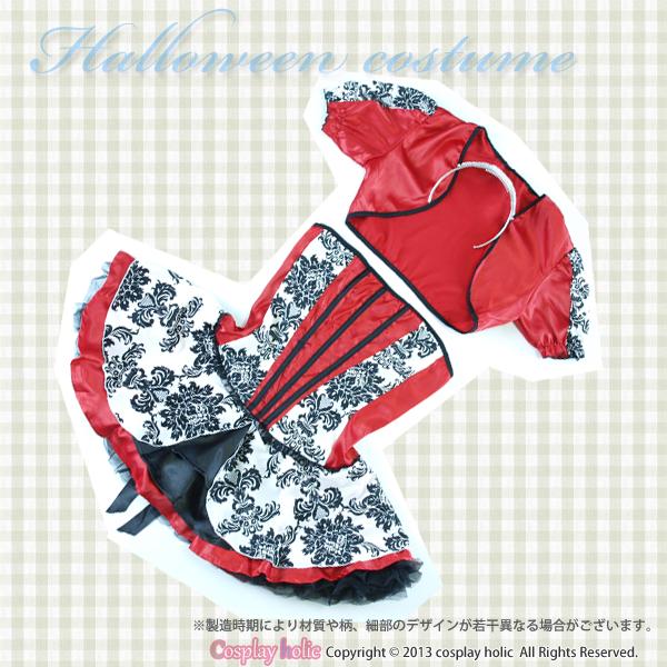 ハロウィンコスプレ 仮装 柄が美ライン衣装