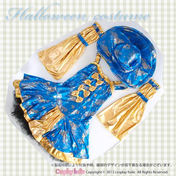 ハロウィンコスプレ 仮装   豪華絢爛パイレーツ衣装