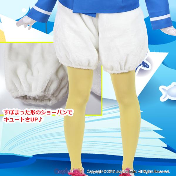 ディズニーキャラクタードナルド風コスチュームコスプレ