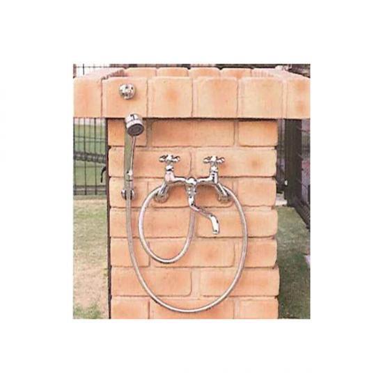 シャワーヘッド付水栓
