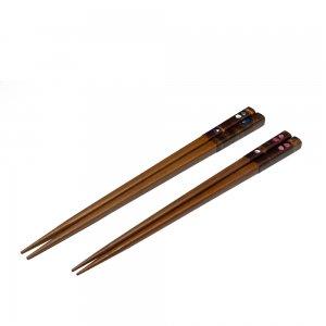 樺細工 桜皮箸 ラデン 夫婦セット 角館 八柳 桜皮
