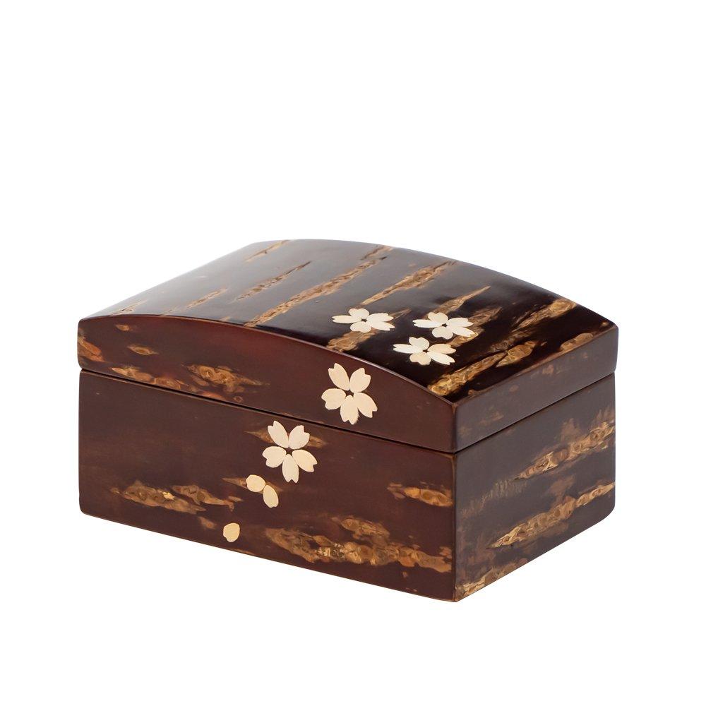 小箱  桜