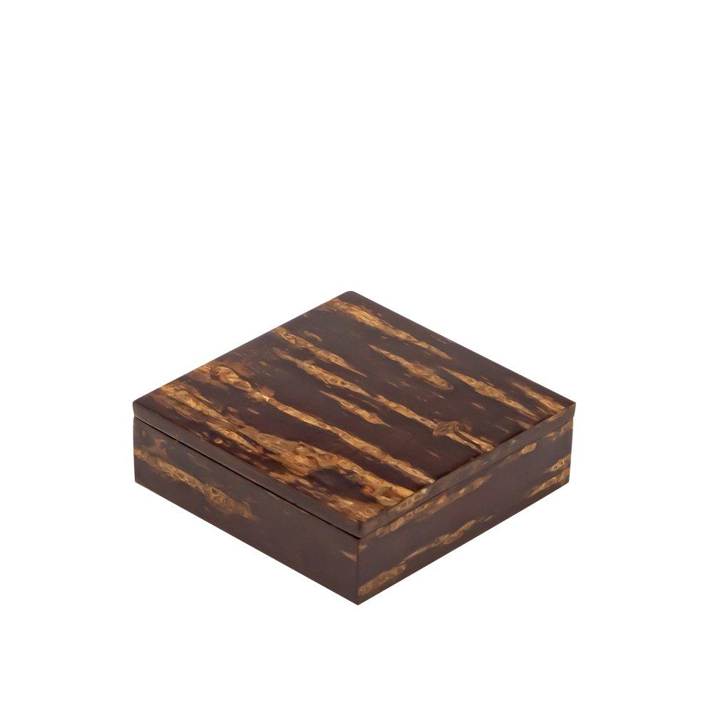 小箱 無地皮 10cm*10cm
