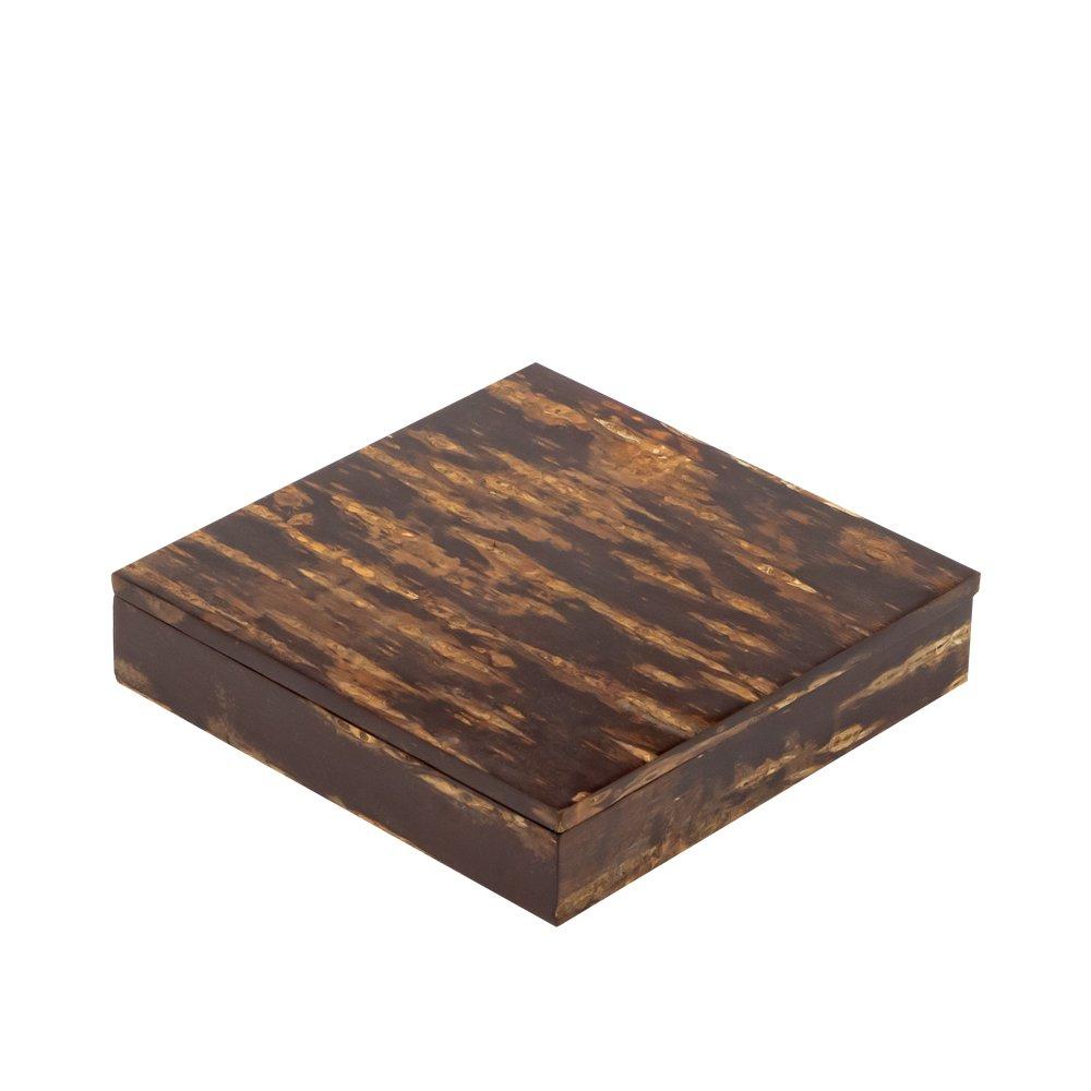 小箱 無地皮 15cm*15cm