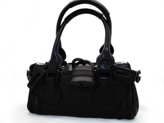 031560dc6a00 クロエ レディースバッグ 黒 Chloe - 中古ブランド品が激安・格安。ブランドリサイクルのBRand UNO(ブランド・ウノ)