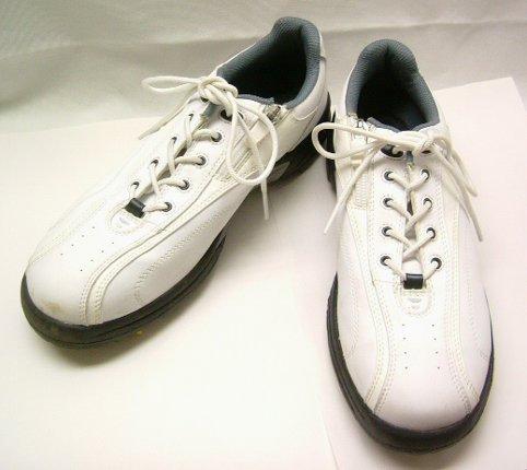 ダンロップ ゴルフシューズ 靴 白 #23cm~23.5cm Dunlop