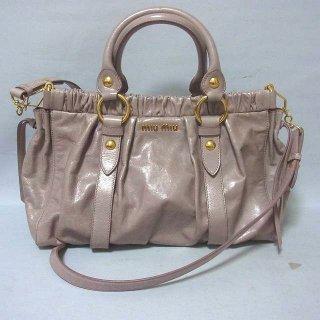 394c94645752 miu miu - 中古ブランド品が激安・格安。ブランドリサイクルのBRand UNO(ブランド・ウノ)