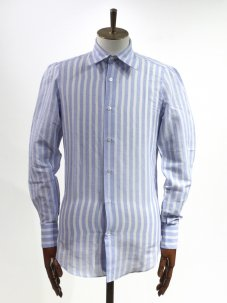 <img class='new_mark_img1' src='https://img.shop-pro.jp/img/new/icons6.gif' style='border:none;display:inline;margin:0px;padding:0px;width:auto;' />Massimo La Porta(マッシモ・ラ・ポルタ)_ドレスシャツ_11108-Massimo/Shirts