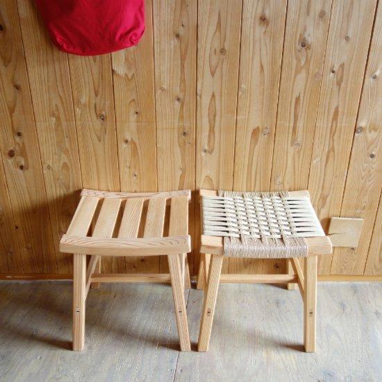 komasa stool (板座)