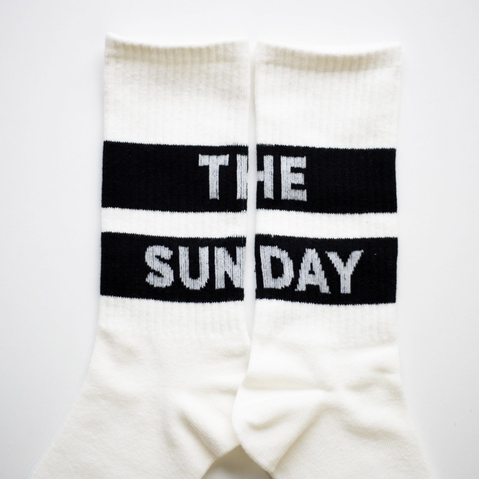 <img class='new_mark_img1' src='https://img.shop-pro.jp/img/new/icons14.gif' style='border:none;display:inline;margin:0px;padding:0px;width:auto;' />『THE SUNDAY』ソックス