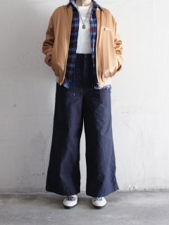 "<img class='new_mark_img1' src='//img.shop-pro.jp/img/new/icons8.gif' style='border:none;display:inline;margin:0px;padding:0px;width:auto;' />Needles ""fatigue baggy pant-back sateen"""