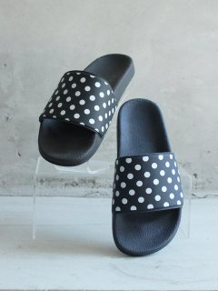 "Needles "" polka dot slide sandal """