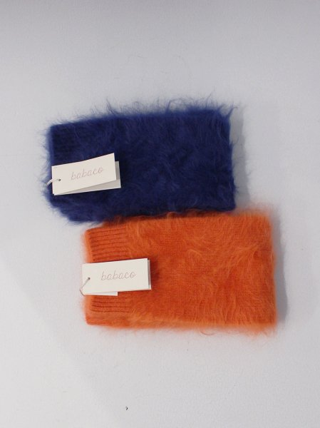 """<img class='new_mark_img1' src='https://img.shop-pro.jp/img/new/icons20.gif' style='border:none;display:inline;margin:0px;padding:0px;width:auto;' />babaco """" fur cashmere leg&armwarmer """""""