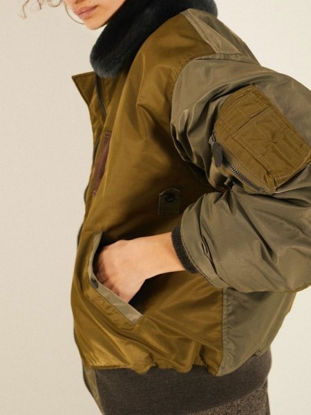 "<img class='new_mark_img1' src='//img.shop-pro.jp/img/new/icons57.gif' style='border:none;display:inline;margin:0px;padding:0px;width:auto;' />FILL THE BILL "" military flying jacket """