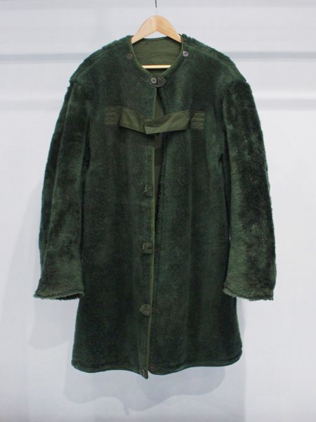 <img class='new_mark_img1' src='//img.shop-pro.jp/img/new/icons8.gif' style='border:none;display:inline;margin:0px;padding:0px;width:auto;' />Swedish army M59 boa liner coat (dead stock)
