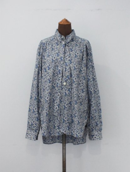 "<img class='new_mark_img1' src='//img.shop-pro.jp/img/new/icons8.gif' style='border:none;display:inline;margin:0px;padding:0px;width:auto;' />Needles "" Ascot Collar EDW Gather Shirt - Liberty Print """
