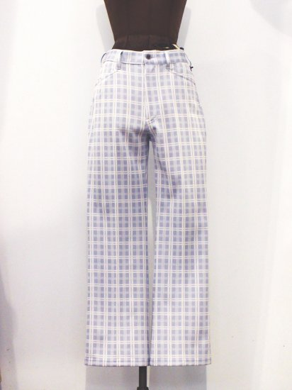 """<img class='new_mark_img1' src='https://img.shop-pro.jp/img/new/icons8.gif' style='border:none;display:inline;margin:0px;padding:0px;width:auto;' />Needles """" Boot - Cut Student Pant - Poly Jacquard """""""