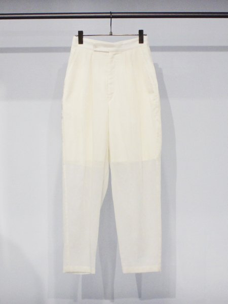 "<img class='new_mark_img1' src='//img.shop-pro.jp/img/new/icons8.gif' style='border:none;display:inline;margin:0px;padding:0px;width:auto;' />DOMENICO+SAVIO "" Cotton Voil Sheer Pants """