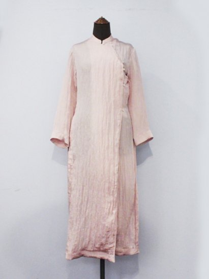 """<img class='new_mark_img1' src='https://img.shop-pro.jp/img/new/icons22.gif' style='border:none;display:inline;margin:0px;padding:0px;width:auto;' />WRYHT """" Oriental Long Jacket """""""