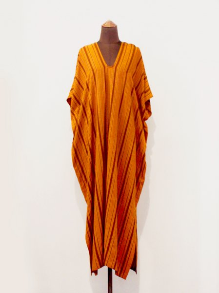 "<img class='new_mark_img1' src='//img.shop-pro.jp/img/new/icons8.gif' style='border:none;display:inline;margin:0px;padding:0px;width:auto;' />DOMENICO+SAVIO "" Stripe Kaftan Dress """