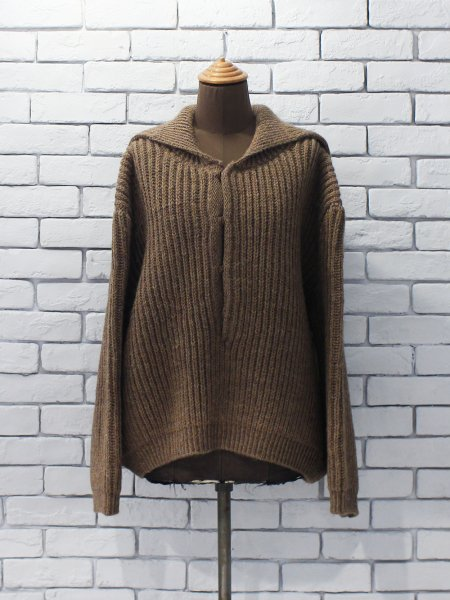 """<img class='new_mark_img1' src='https://img.shop-pro.jp/img/new/icons8.gif' style='border:none;display:inline;margin:0px;padding:0px;width:auto;' />JUN MIKAMI """" handknit pullover """""""