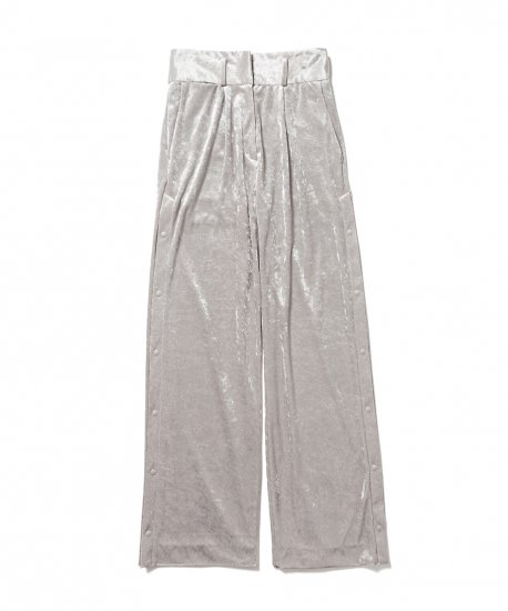 "<img class='new_mark_img1' src='//img.shop-pro.jp/img/new/icons8.gif' style='border:none;display:inline;margin:0px;padding:0px;width:auto;' />FILL THE BILL "" High Waist Velvet Trouser """