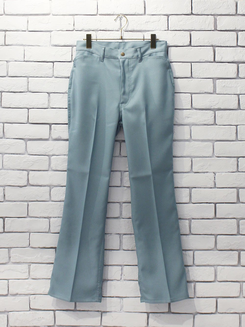 """<img class='new_mark_img1' src='https://img.shop-pro.jp/img/new/icons8.gif' style='border:none;display:inline;margin:0px;padding:0px;width:auto;' />Needles """" Boot - Cut Jean - Pony Twill  """""""