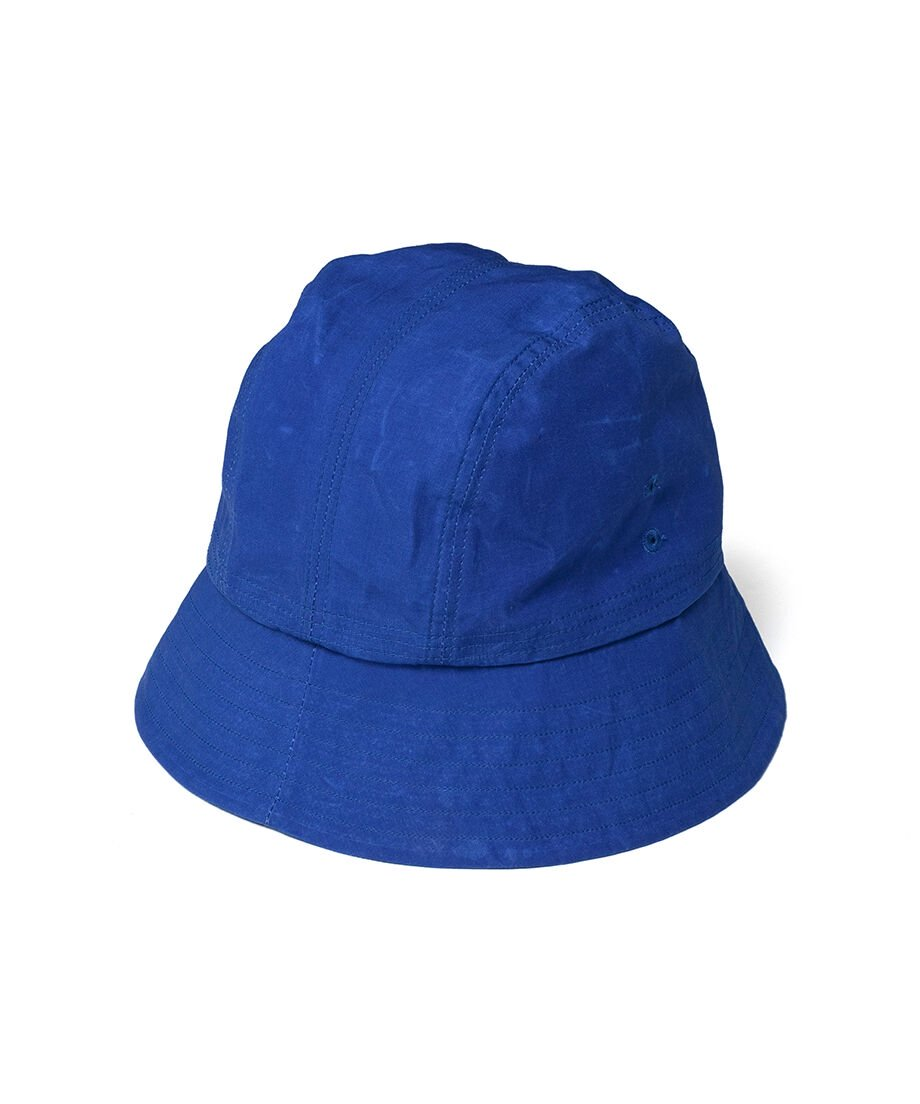 """<img class='new_mark_img1' src='https://img.shop-pro.jp/img/new/icons22.gif' style='border:none;display:inline;margin:0px;padding:0px;width:auto;' />FILL THE BILL"""" PARAFFIN HAT(blue) """""""