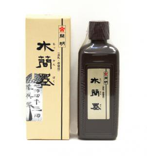 木書き専用 木簡墨(400ml)