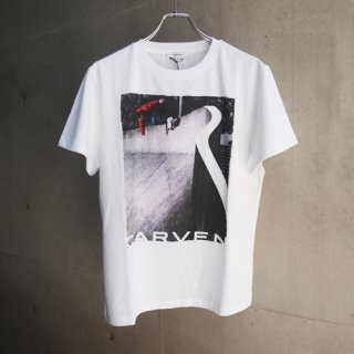 <img class='new_mark_img1' src='//img.shop-pro.jp/img/new/icons16.gif' style='border:none;display:inline;margin:0px;padding:0px;width:auto;' />CARVEN HOMME T-SHIRTS CVH PRINT DEGTA カルヴェンオム Tシャツ
