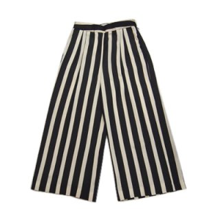<img class='new_mark_img1' src='//img.shop-pro.jp/img/new/icons16.gif' style='border:none;display:inline;margin:0px;padding:0px;width:auto;' />MSGM STRIPE WIDE PANTS エムエスジーエム ストライプ ワイドパンツ
