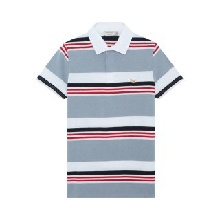 <img class='new_mark_img1' src='//img.shop-pro.jp/img/new/icons16.gif' style='border:none;display:inline;margin:0px;padding:0px;width:auto;' />MAISON KITSUNE MARIN POLO-SHIRT メゾンキツネ マリン ポロシャツ