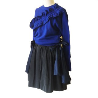 <img class='new_mark_img1' src='//img.shop-pro.jp/img/new/icons16.gif' style='border:none;display:inline;margin:0px;padding:0px;width:auto;' />MSGM FRILL FRILL TOPS  エムエスジーエム フリルギャザートップス