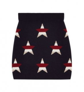 <img class='new_mark_img1' src='//img.shop-pro.jp/img/new/icons16.gif' style='border:none;display:inline;margin:0px;padding:0px;width:auto;' />MAISON KITSUNE ALL OVER STARS SKIRT メゾンキツネ 星柄 スカート