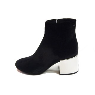 <img class='new_mark_img1' src='//img.shop-pro.jp/img/new/icons16.gif' style='border:none;display:inline;margin:0px;padding:0px;width:auto;' />MM6 MAOISON MARGIELA METALIC HEELBOOTS エムエム6 メゾンマルジェラ メタリックヒールブーツ