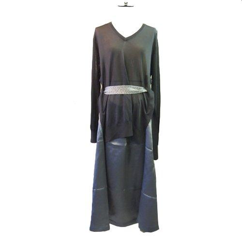 TOGA PULLA Bright knit dress 1 トーガプルラ ブライト ニット ドレス