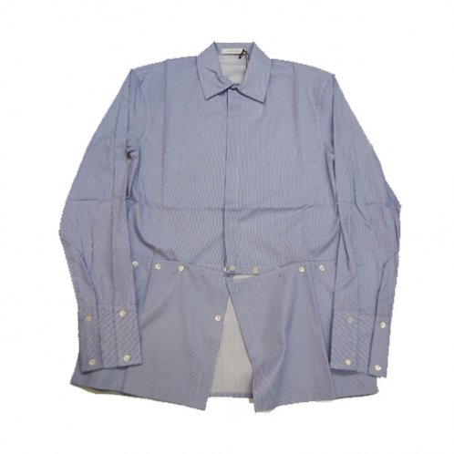 DELADA SHIRTS WITH CONSEALED FRONT POCKETS デラダ フロントポケットシャツ