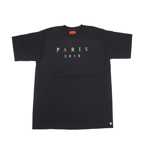 <img class='new_mark_img1' src='//img.shop-pro.jp/img/new/icons16.gif' style='border:none;display:inline;margin:0px;padding:0px;width:auto;' />PRESSURE PARIS 2018  T-SHIRTS プレッシャー Tシャツ