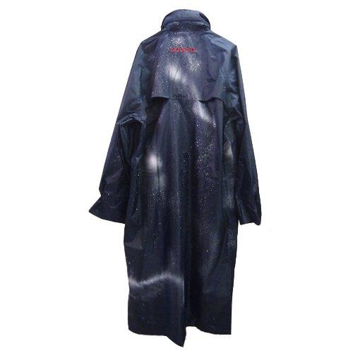 SERAPIS rain coat Aura blue セラピス レインコート