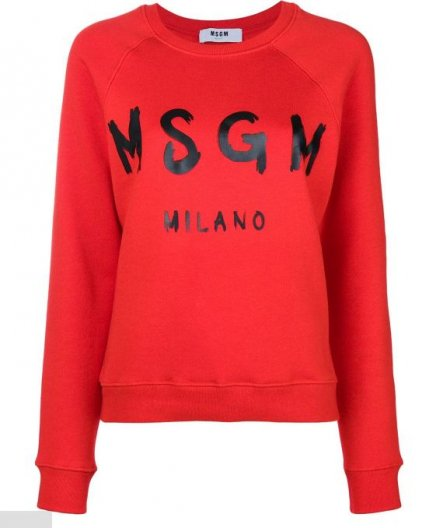 <img class='new_mark_img1' src='https://img.shop-pro.jp/img/new/icons16.gif' style='border:none;display:inline;margin:0px;padding:0px;width:auto;' />MSGM LOGO SWEAT エムエスジーエム ロゴ スウェット