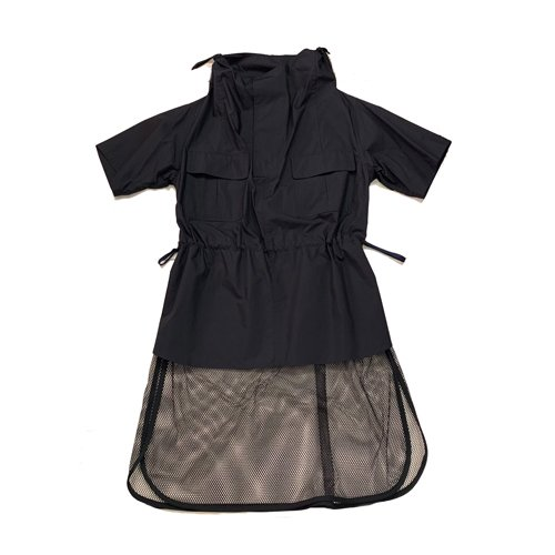 <img class='new_mark_img1' src='//img.shop-pro.jp/img/new/icons16.gif' style='border:none;display:inline;margin:0px;padding:0px;width:auto;' />TOGA PULLA teffeta mesh dress トーガプルラ タフタ メッシュ ドレス