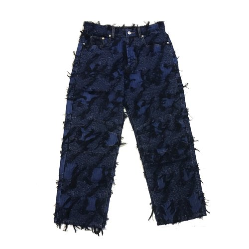<img class='new_mark_img1' src='//img.shop-pro.jp/img/new/icons16.gif' style='border:none;display:inline;margin:0px;padding:0px;width:auto;' />CHIN MENSWEAR JEANS TASSEL チンメンズウェアー タッセルデニム